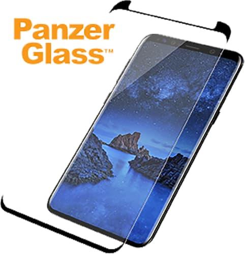 Panzer Glass Galaxy S9 screen prot casefriend blac