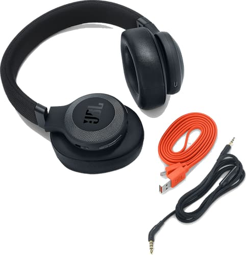 JBL Live 650BTNC Over Ear Wireless Headset black