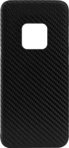 itStyle Huawei Mate20 Pro Carbon Backcover black