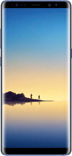 Samsung Galaxy Note8 Blue