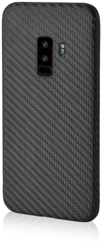 itStyle Galaxy S9 plus Carbon Edit Backcover black