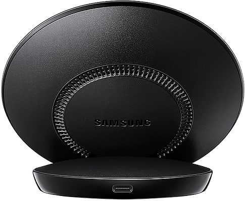 Samsung Wireless Fast Charging Stand black incl. Travel Adapter