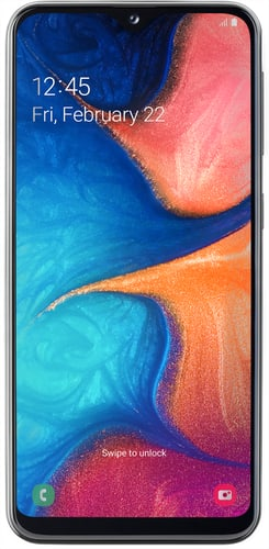 Samsung Galaxy A20e 32GB Black Dual-SIM