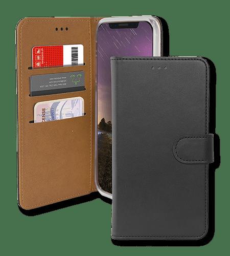 itStyle iPhone Xs Max Premium Book Case black
