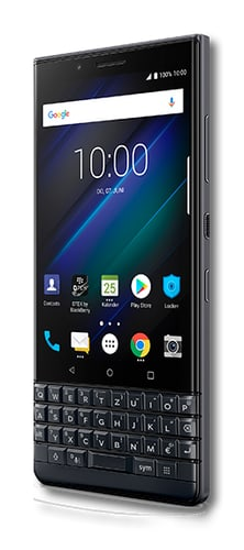 Blackberry Key2 LE 64GB Slate Blue Dual-SIM