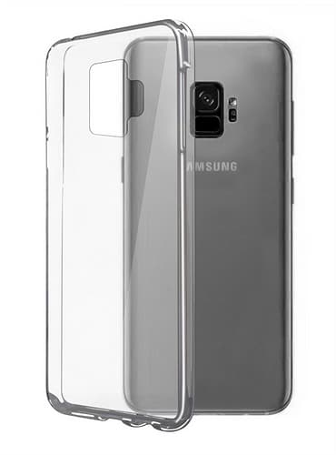 itStyle Galaxy S9 Backcover TPU transparent