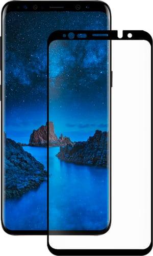 Eiger Samsung Galaxy S9 plus screenprotect 3D Glas