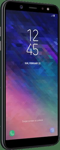 Samsung Galaxy A6 (2018) 32GB black Dual-SIM