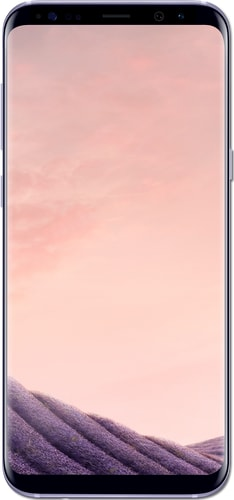 Samsung Galaxy S8 plus Orchid Gray
