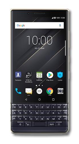 Blackberry Key2 LE 64GB Champagne Dual-SIM