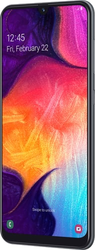 Samsung Galaxy A50 128GB Black Dual-SIM