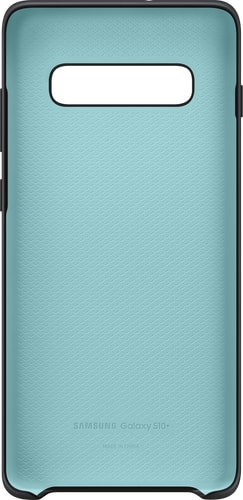 Samsung Galaxy S10 Plus Silicon Backcover black