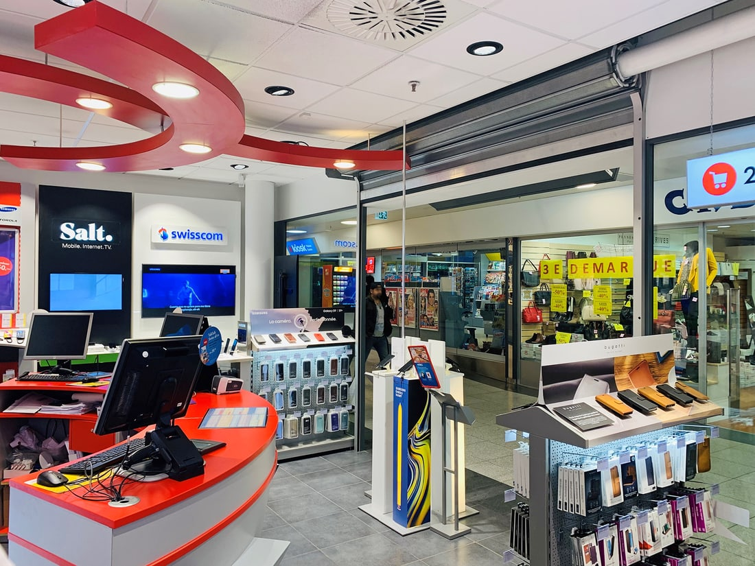 mobilezone Shop Thonex
