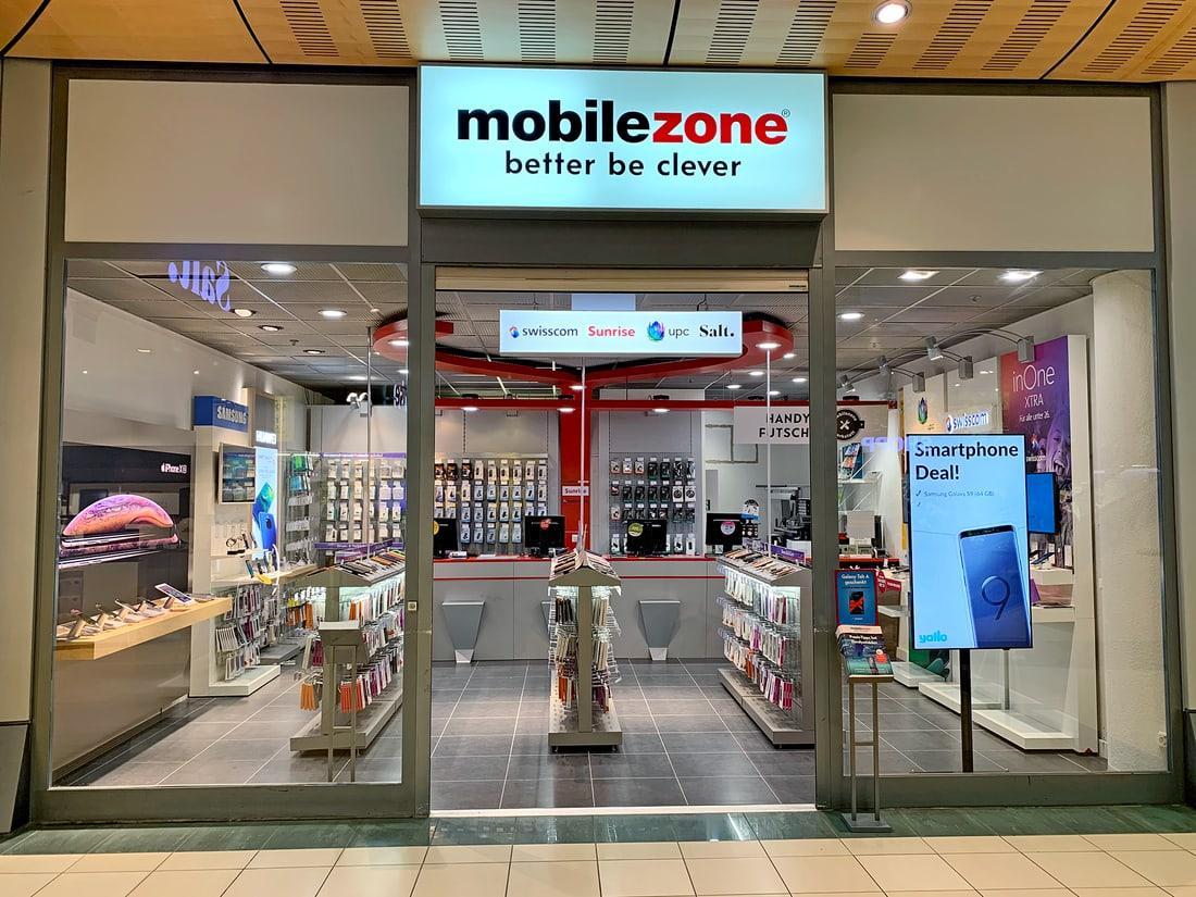 mobilezone Shop St.Jakob