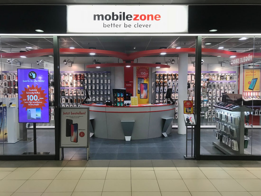 mobilezone Shop Thun