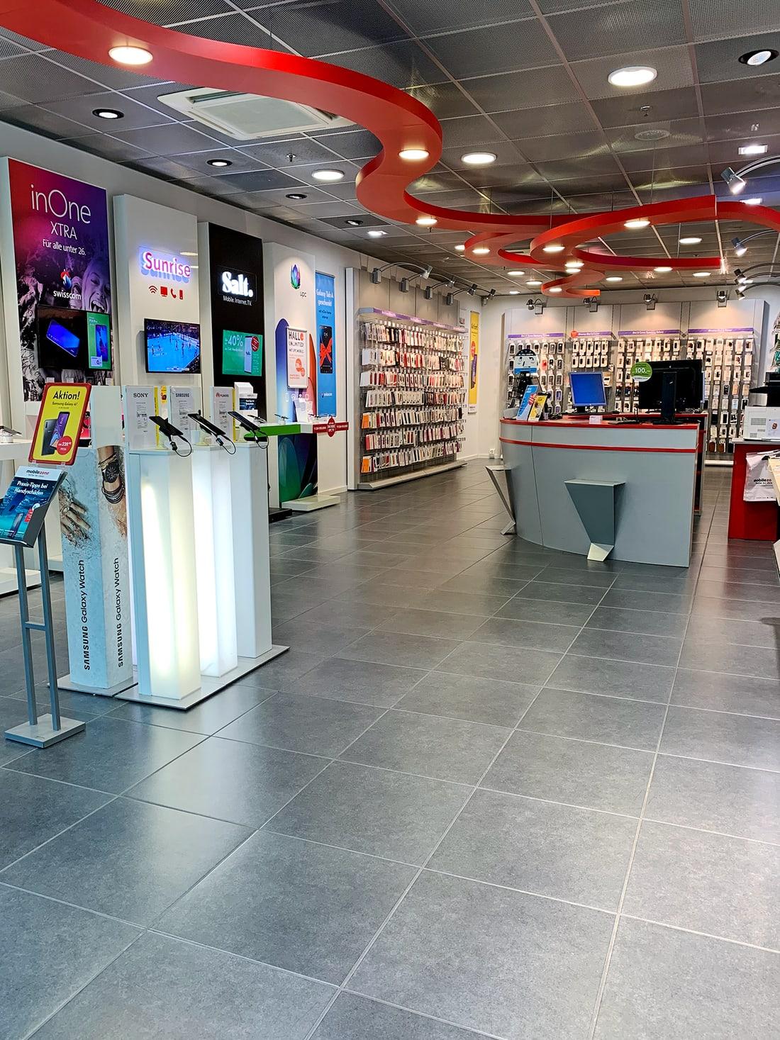 mobilezone Shop Egerkingen