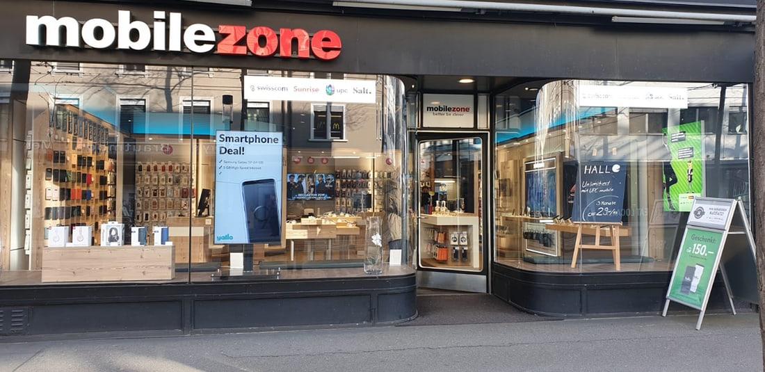 mobilezone Löwenstrasse