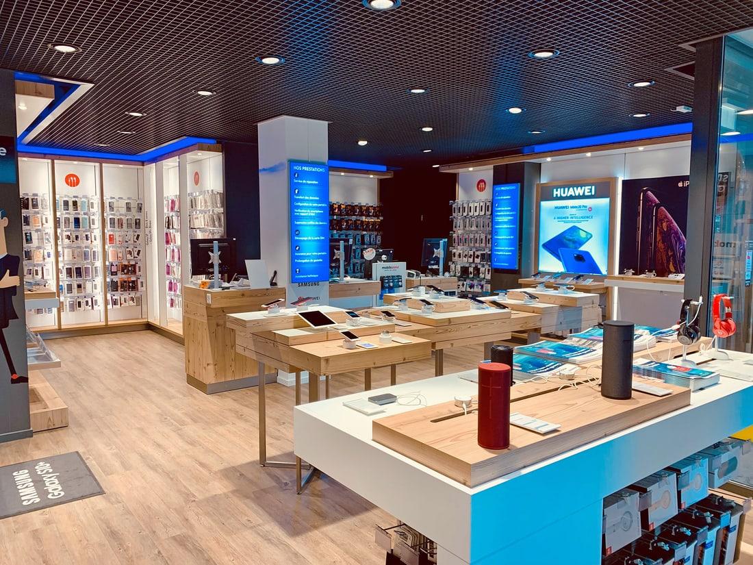 mobilezone Shop Geneve Carouge