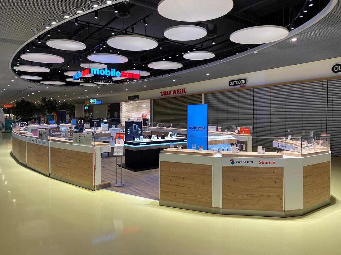 mobilezone shop St. Margrethen