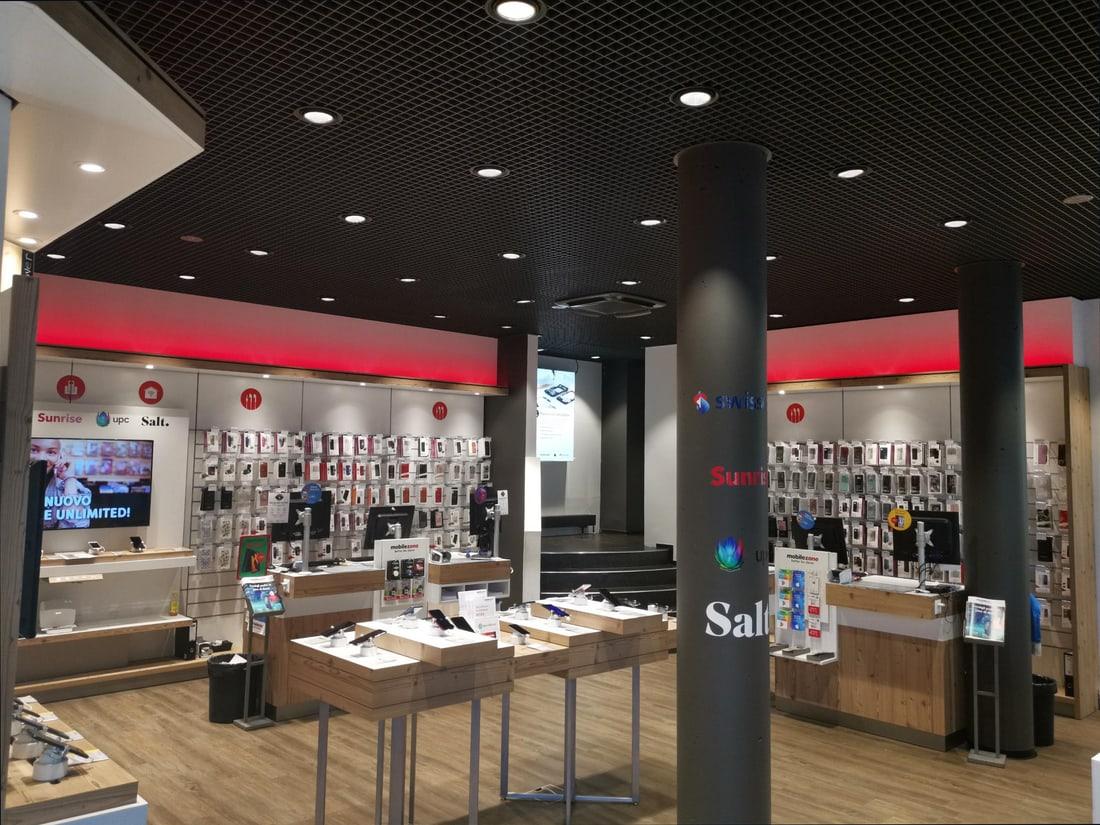 mobilezone Lugano