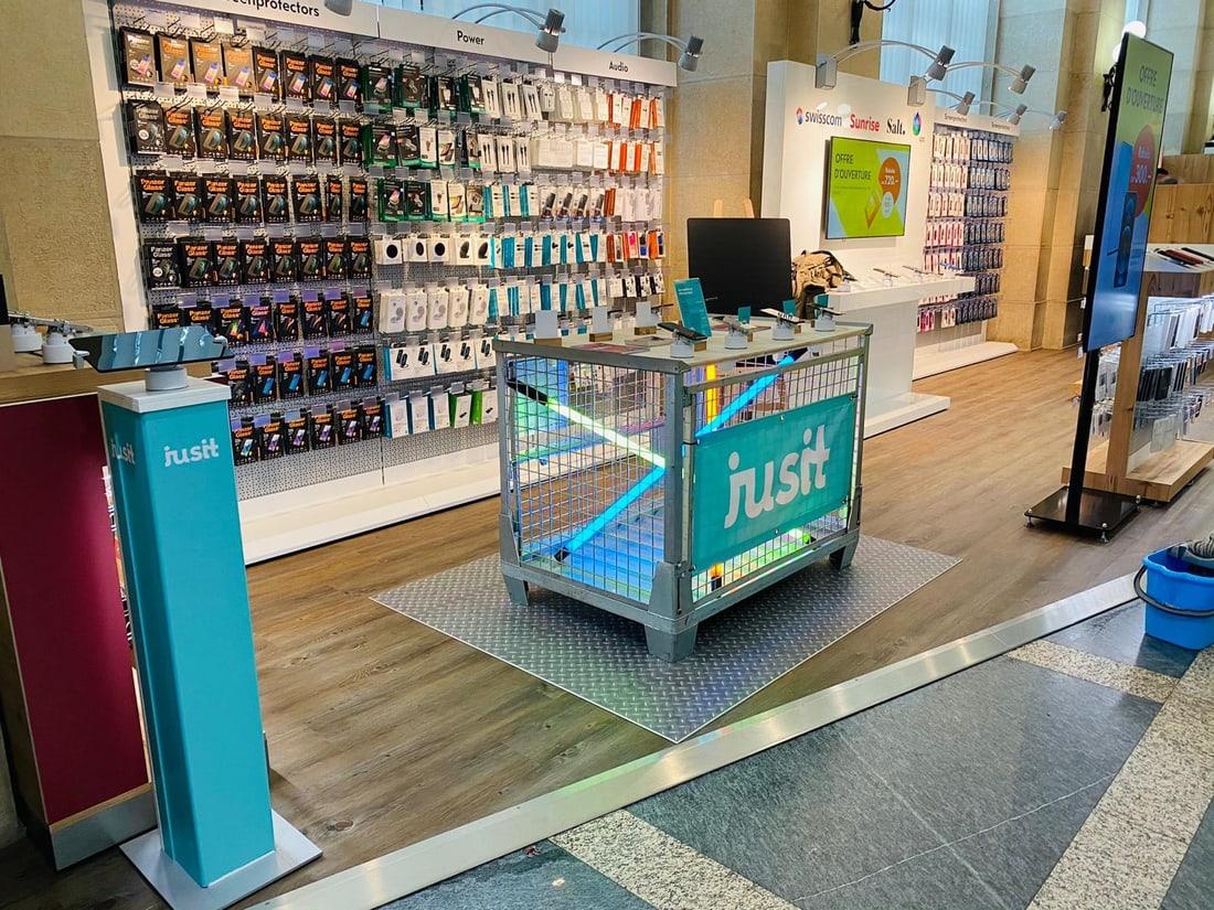 mobilezone Shop Genève Rue du Mont-Blanc