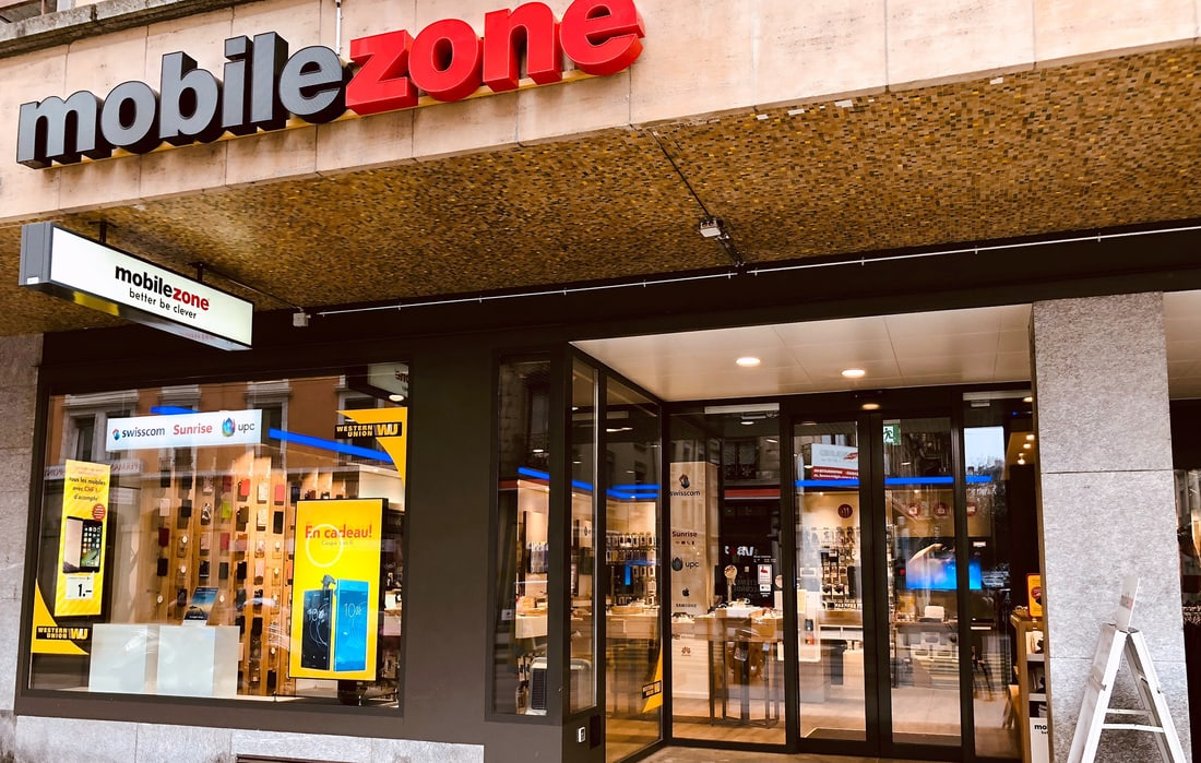 mobilezone Shop Geneve Carouge