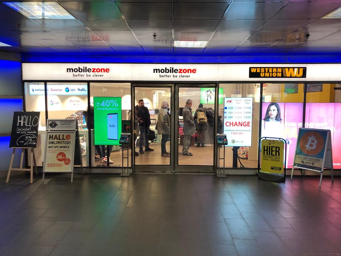 mobilezone Shopville