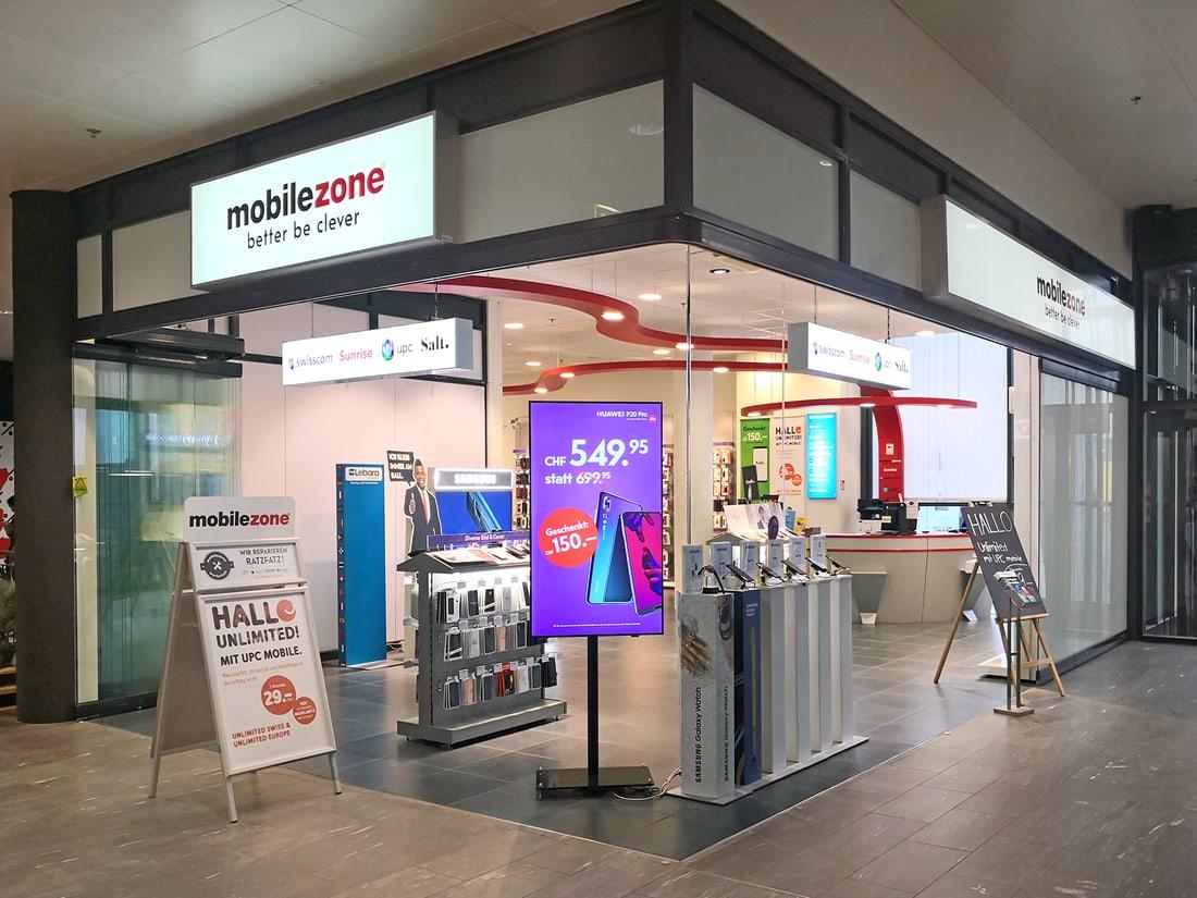 mobilezone Shop Pratteln