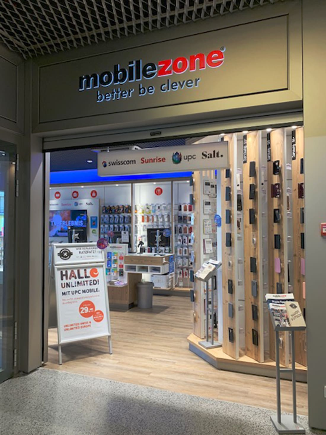 mobilezone Uster