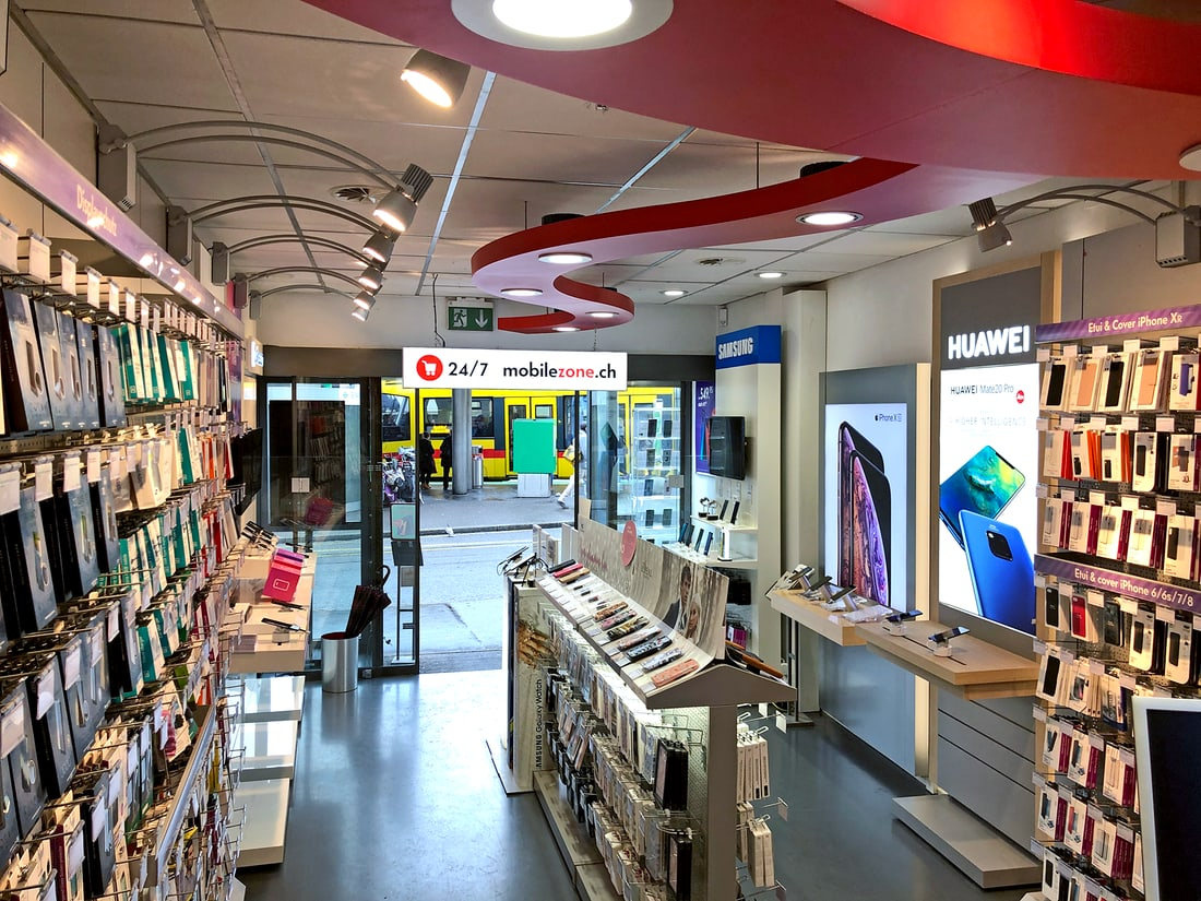mobilezone Shop Basel-Barfüsserplatz