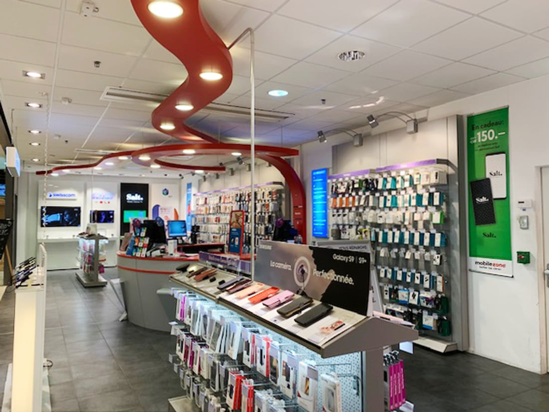mobilezone Shop Fribourg