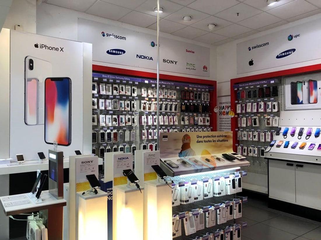 mobilezone Shop Ecublens