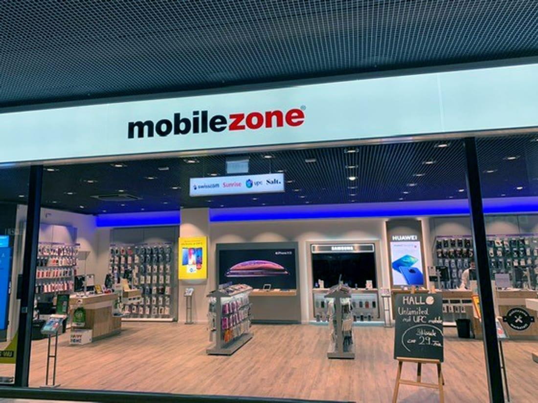 mobilezone Letzipark