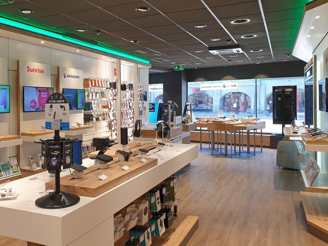 mobilezone Shop Bern Waaghaus
