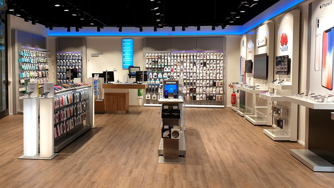 mobilezone Shop Biel