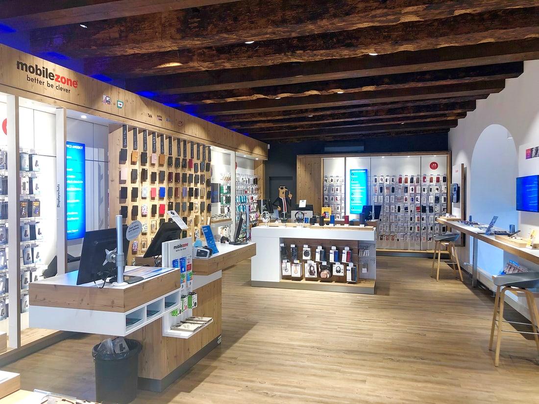 mobilezone Shop Solothurn