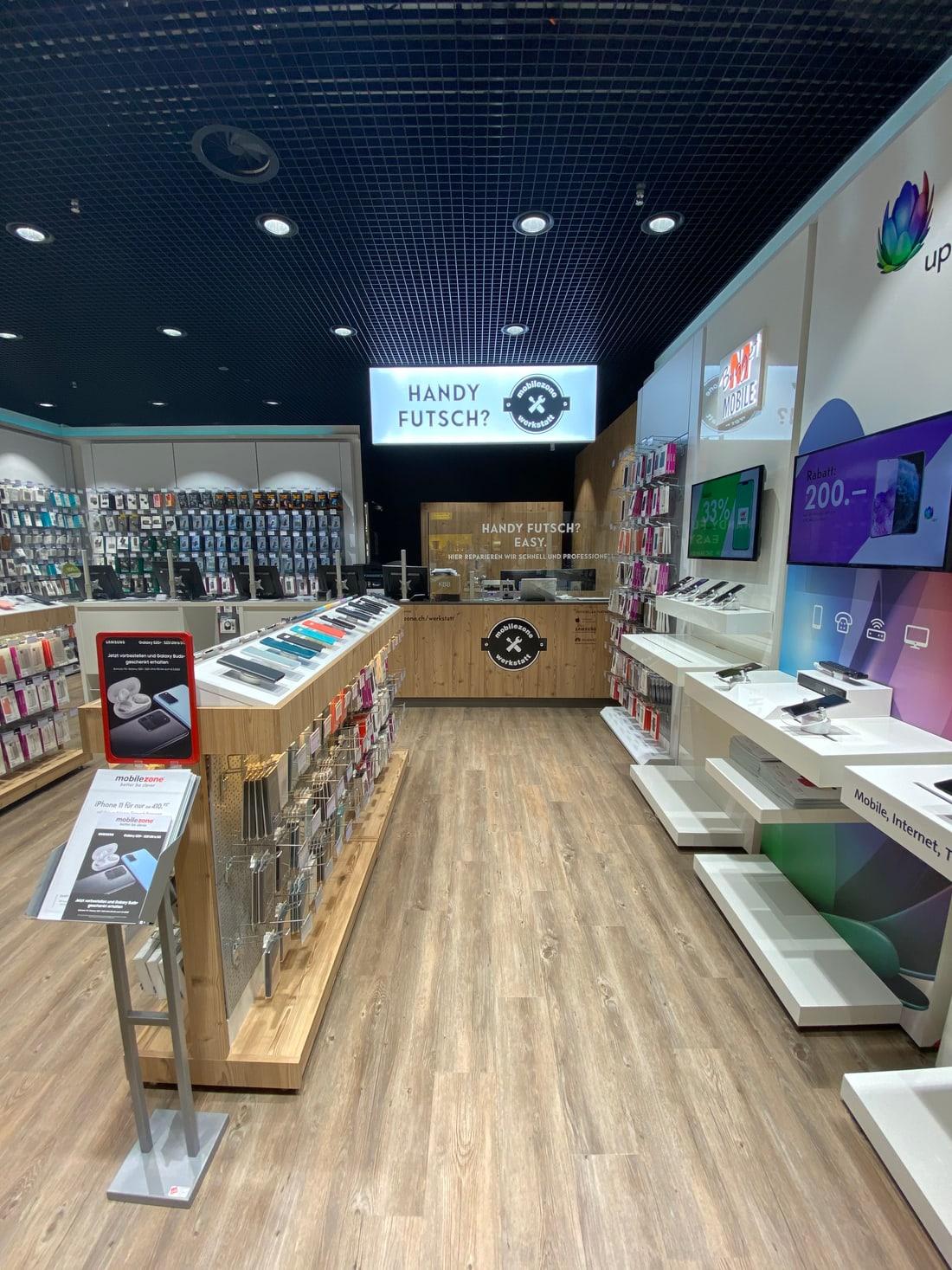 mobilezone Shop St. Jakob