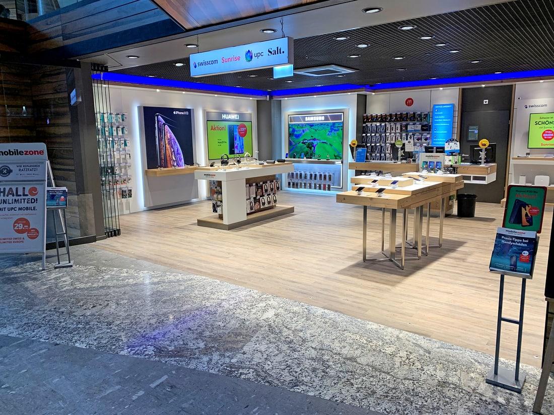 mobilezone Shop Basel Stücki