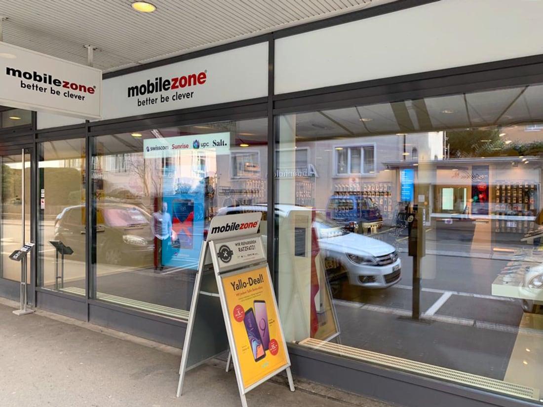 mobilezone Thalwil