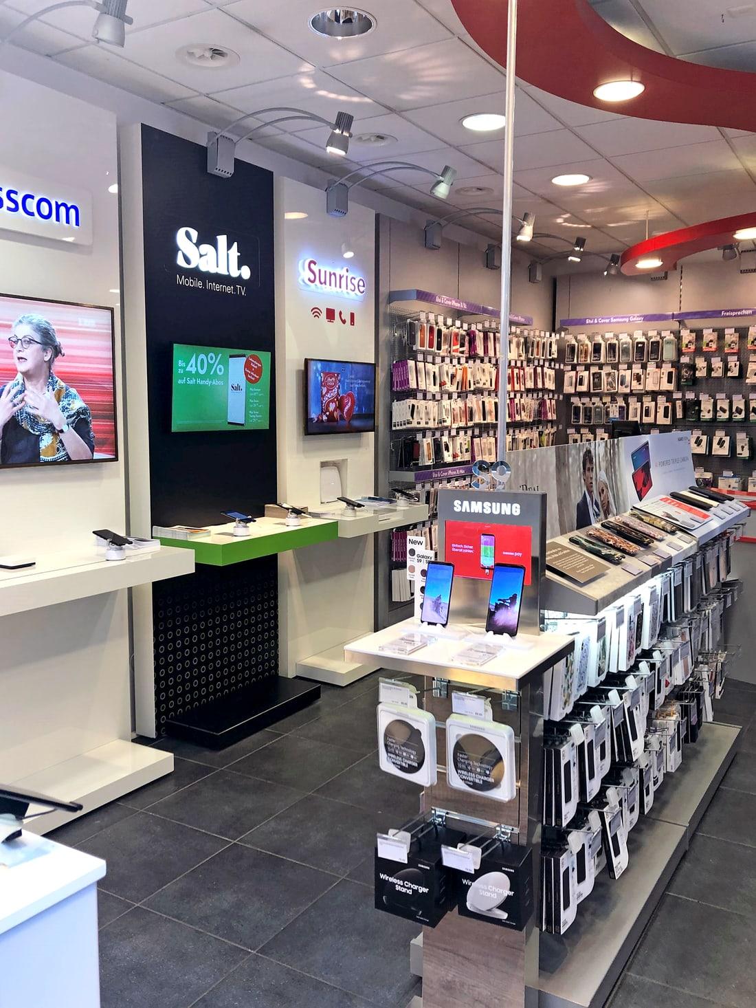 mobilezone Shop Basel Freie Strasse