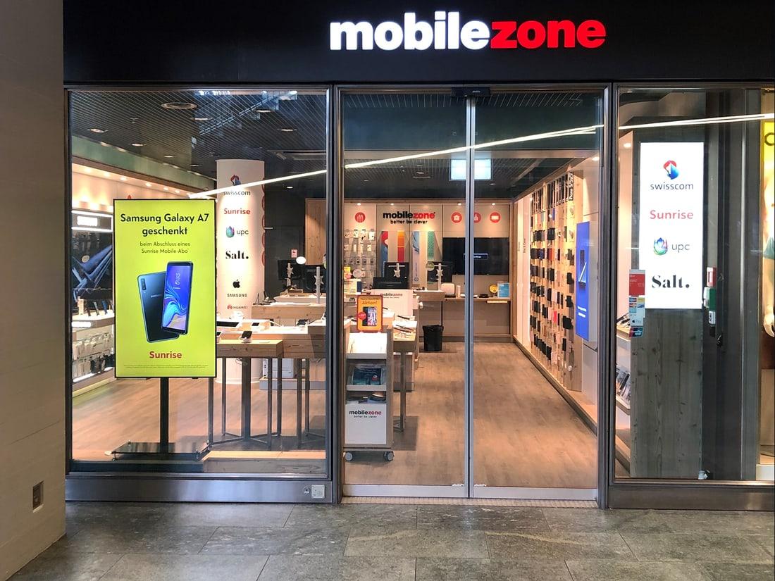 mobilezone Luzern Bahnhof