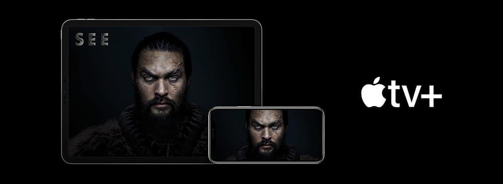 1 Jahr Apple TV+ inklusive