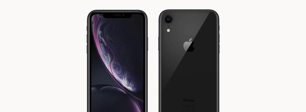 iPhone Xr mit Swisscom inOne mobile go
