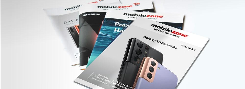 Catalogue en ligne de mobilezone