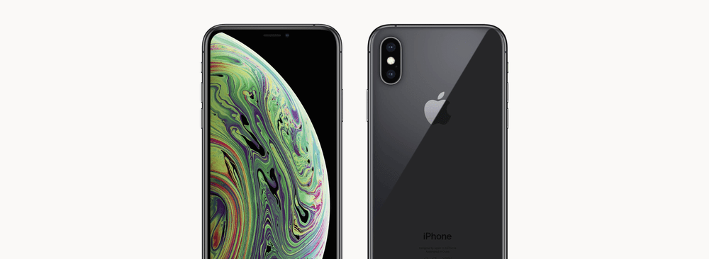 iPhone Xs mit Swisscom inOne mobile go