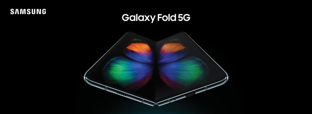 Découvrez maintenant le nouveau Samsung Galaxy Fold 5G