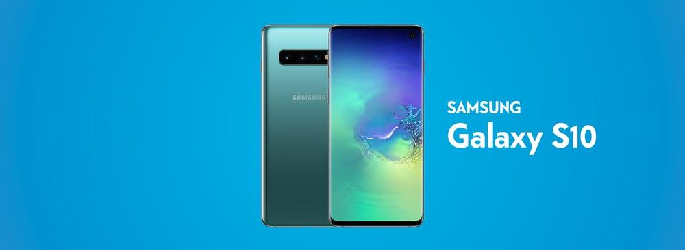 Galaxy S10 Promo