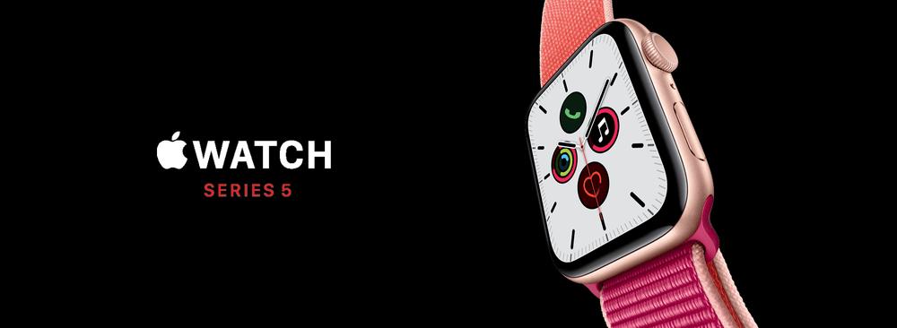 Nouveau Apple Watch Series 5