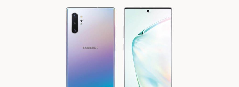 Samsung Galaxy Note10 mit Swisscom inOne XTRA mobile go